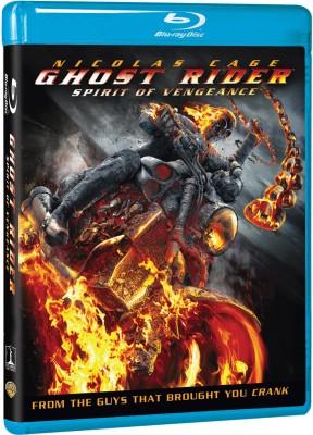 Buy Ghost Rider: Spirit Of Vengeance: Av Media
