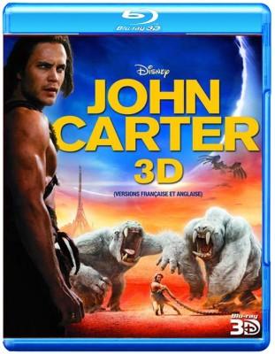 Buy John Carter 3D: Av Media