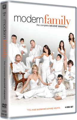 Buy Modern Family The Complete Second Season: Av Media