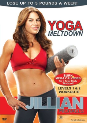 Buy Jillian Michaels - Yoga Meltdown: Av Media