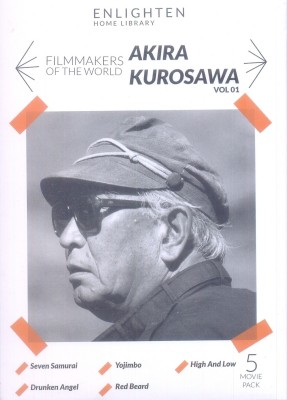 Buy Akira Kurosawa Collection: Av Media