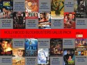 Hollywood Blockbusters Value Pack 2: Av Media