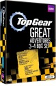 Top Gear Great Adventures 3 - 4 Box Set: Av Media