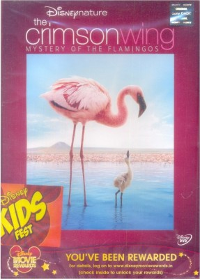 Buy The Crimson Wing - Mystery Of The Flamingos: Av Media