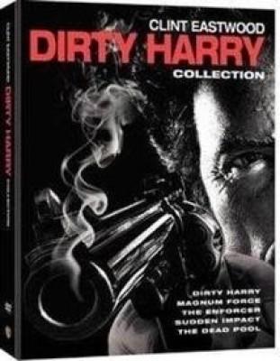 Buy Clint Eastwood Dirty Harry Collection: Av Media
