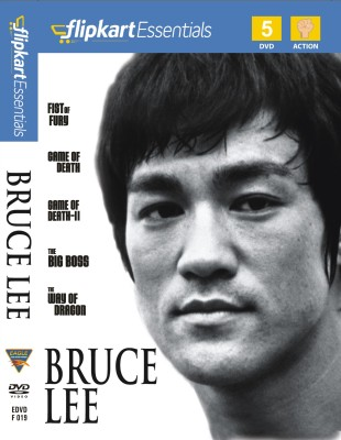 Buy Flipkart Essentials : Bruce Lee: Av Media