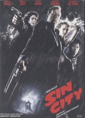 Buy Sin City: Av Media