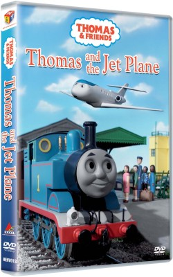 Thomas Amp Friends Thomas And The Jet Plane Movies Dvd Price In India Buy Thomas Amp Friends