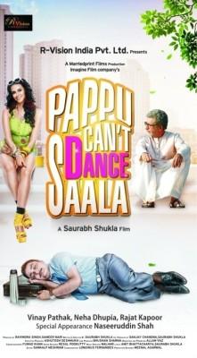 Buy Pappu Can't Dance Saala: Av Media