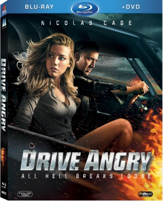 Buy Drive Angry: Av Media