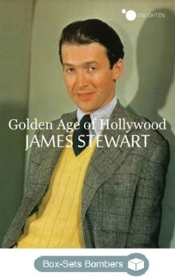 Buy Golden Age Of Hollywood James Stewart: Av Media