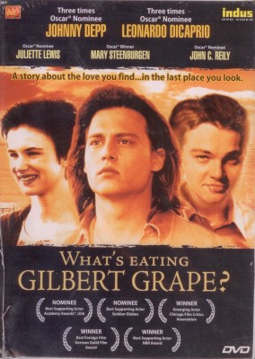 Buy What's Eating Gilbert Grape: Av Media