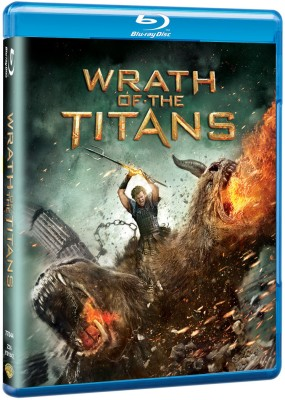 Buy Wrath Of The Titans: Av Media