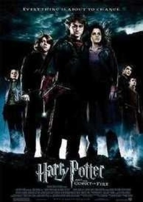 Buy Harry Potter And The Goblet Of Fire: Av Media
