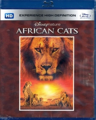 Buy Disneynature - African Cats: Av Media