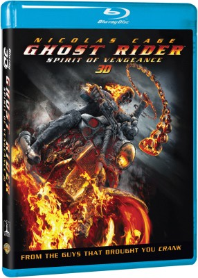 Buy Ghost Rider: Spirit Of Vengeance 3D: Av Media