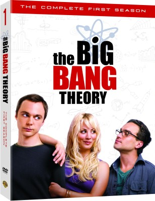 Buy The Big Bang Theory Season - 1: Av Media