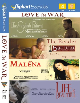 Buy Flipkart Essentials : Love In War: Av Media