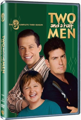 Buy Two And A Half Men Season 3: Av Media