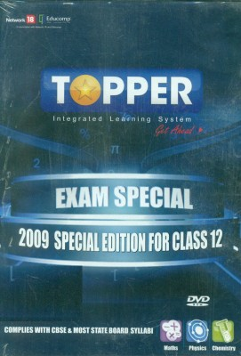 Buy Topper Exam Special : 2009 Special Edition For Class 12: Av Media