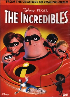 Buy The Incredibles: Av Media