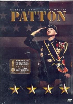 Buy Patton: Av Media