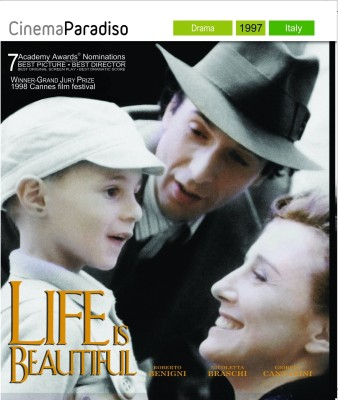 Buy Life Is Beautiful: Av Media