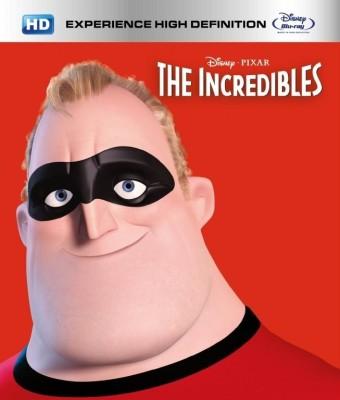 Buy The Incredibles: Av Media