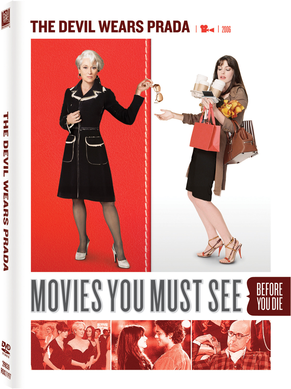 book review the devil wears prada The devil wears prada may have been andy's story, but miranda priestly's other  assistant, emily charlton, definitely stole the show and in.