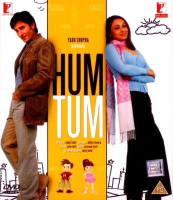 Buy Hum Tum: Av Media