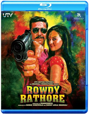 Buy Rowdy Rathore: Av Media