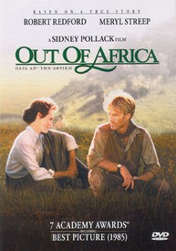 Buy Out Of Africa: Av Media