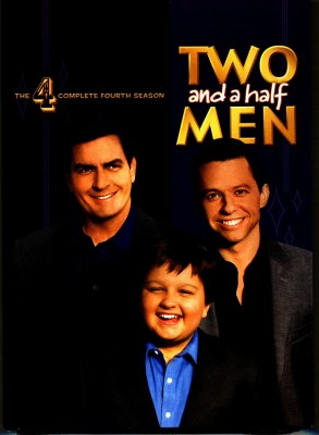 Buy Two & A Half Men Season 4: Av Media