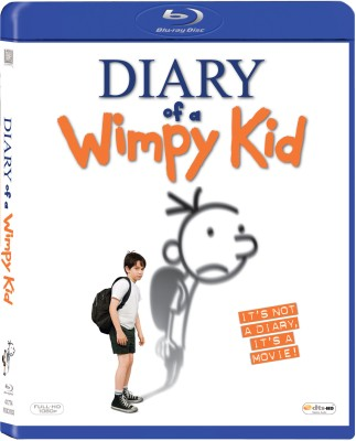 Buy Diary Of A Wimpy Kid: Av Media