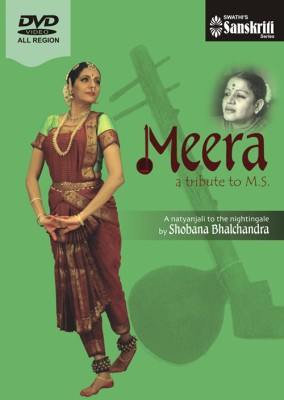 Buy Bharatanatyam Meera - A Tribute To M.S: Av Media