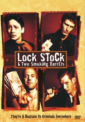 Buy Lock Stock & Two Smoking Barrels (1998): Av Media
