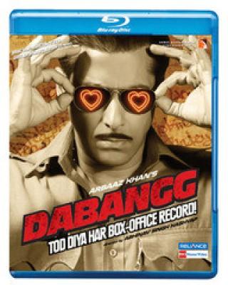 Buy Dabangg: Av Media