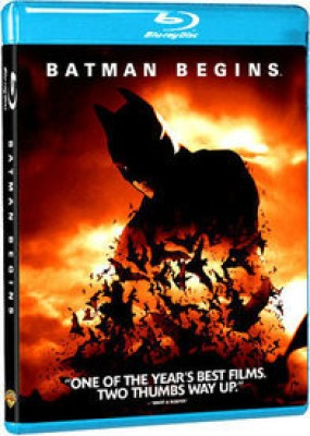 Buy Batman Begins: Av Media