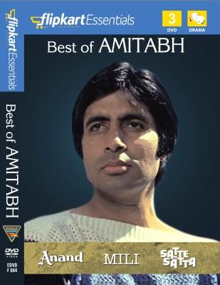 Buy Flipkart Essentials : Best Of Amitabh: Av Media