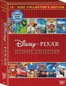 Disney Pixar: Ultimate Collection 12 Movies: Av Media