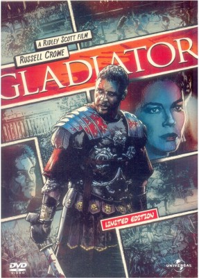 Buy GLADIATOR Limited Edition: Av Media