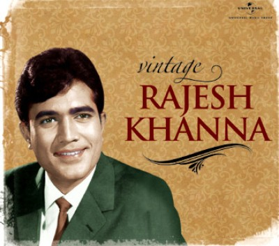 Buy Vintage Rajesh Khanna: Av Media