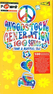 Buy Woodstock Generation 100 Songs: Av Media
