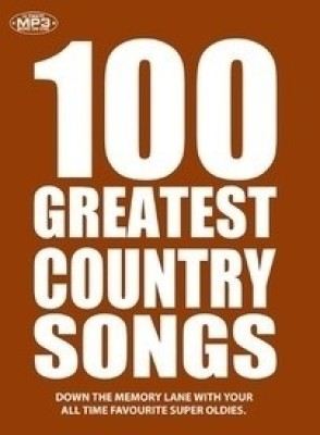 Buy 100 Greatest Country Songs: Av Media