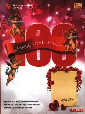 Buy 100 Classic Love Songs: Av Media