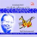 Harmony Soft Instrumental R. D. Burman Vol. 1 - Instrumental: Av Media