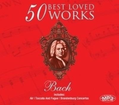 Buy 50 Best Loved Works - Bach: Av Media