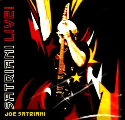 Buy Satriani Live!: Av Media