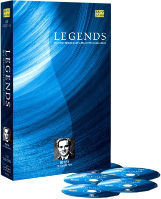 Buy Legends-Maestro Melodies In A Milestone Collection - Mukesh: Av Media