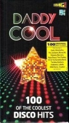 Buy Daddy Cool: 100 Of The Coolest Disco Hits: Av Media